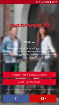 Batavus poster
