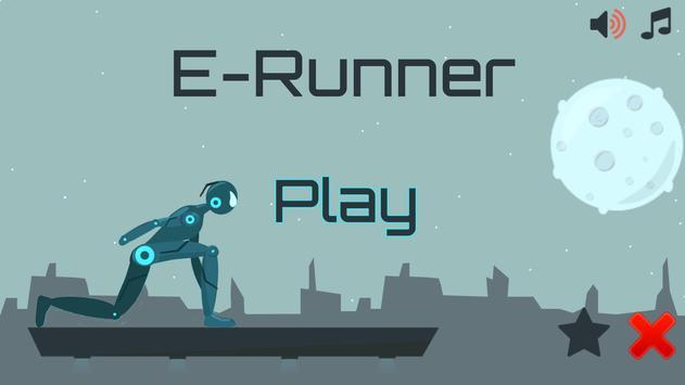 E-Runner poster