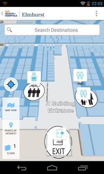 NYC H+H Elmhurst E-Map screenshot 3