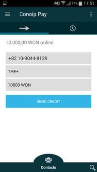 Conoip Pay screenshot 2