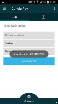 Conoip Pay screenshot 4
