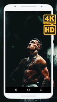 Conor McGregor Wallpapers HD 4K poster