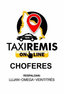 Taxi Remis Online - Choferes screenshot 1