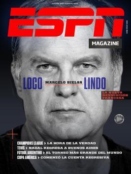 ESPN MAGAZINE poster