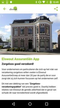 Elswout AssurantieGroep apk screenshot