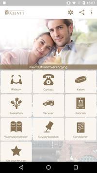 Uitvaartverzorging Kievit poster