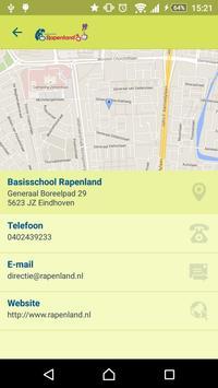 Basisschool Rapenland apk screenshot