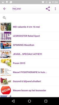 Rebel Sport apk screenshot