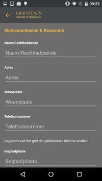 Grafstenen Skledar & Brandwijk apk screenshot