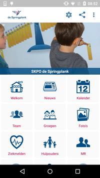 Basisschool De Springplank poster