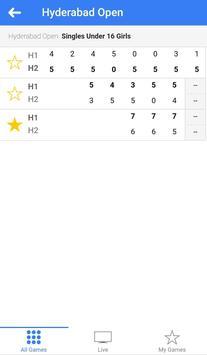Tennis Star screenshot 1