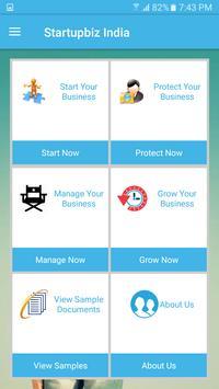 StartupBiz India V0.0 apk screenshot