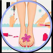 ManicurePedicure icon