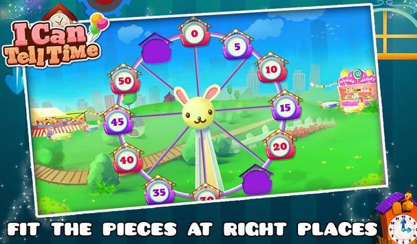 Time Telling Game screenshot 1