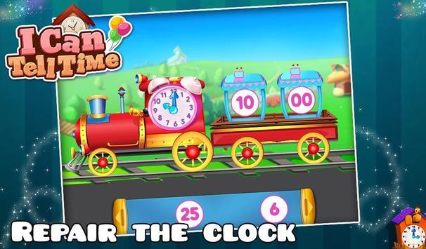 Time Telling Game screenshot 2