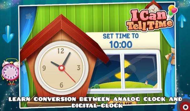 Time Telling Game screenshot 3