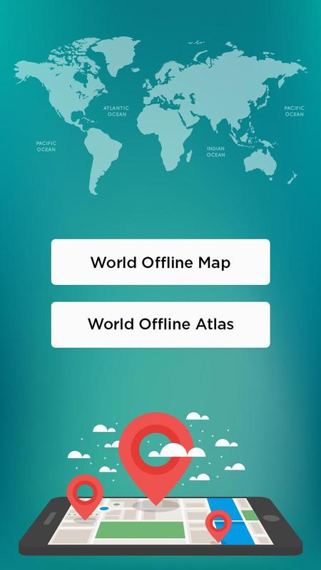 Offline world map apk download free travel local app for android offline world map poster gumiabroncs Images