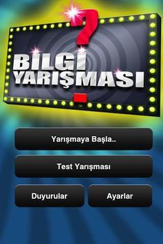 Bilgi Yarışması poster
