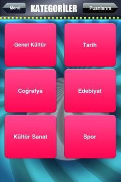 Bilgi Yarışması apk screenshot