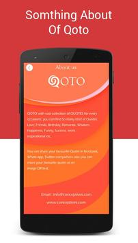 QOTO apk screenshot