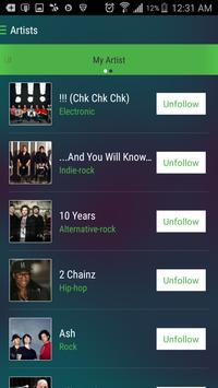 ConcertPass screenshot 3