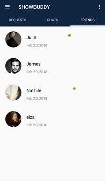 Showbuddy Finder screenshot 1