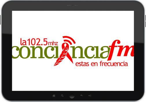 CONCIENCIA FM apk screenshot