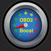 OBD2 Boost icon