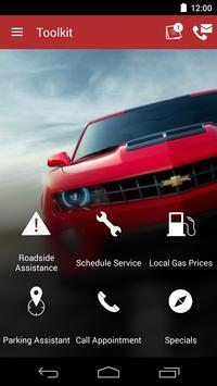 Concord Chevrolet DealerApp poster