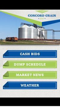 Concord Grain poster