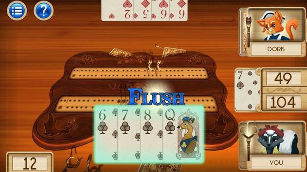 Aces® Cribbage screenshot 14