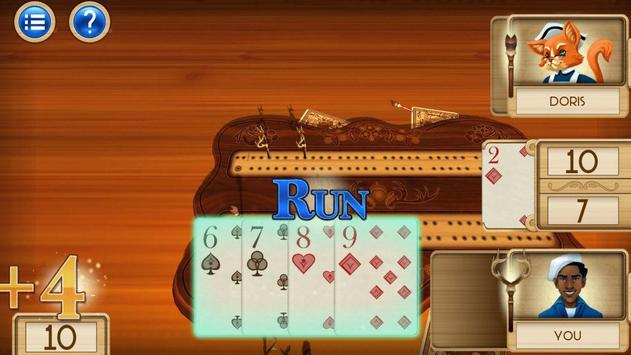 Aces® Cribbage screenshot 16