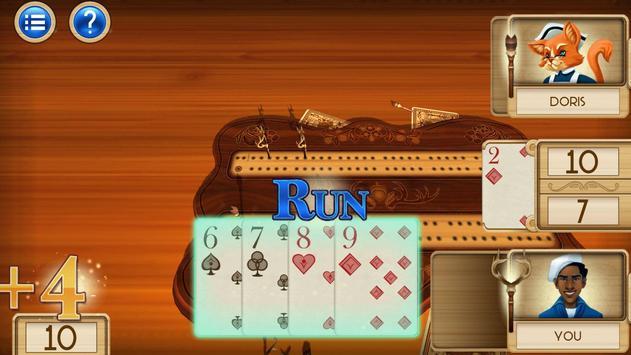 Aces® Cribbage screenshot 10