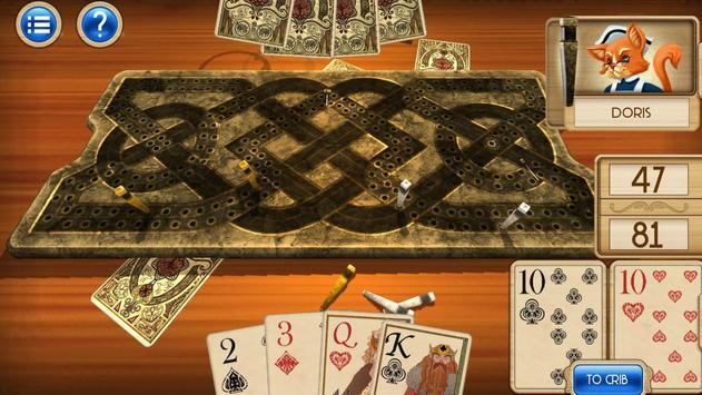 Aces® Cribbage screenshot 2