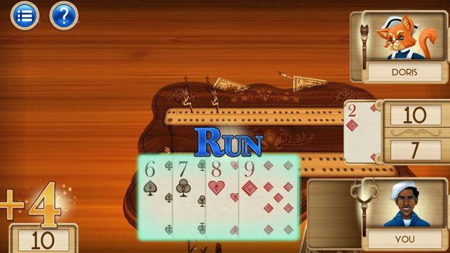 Aces® Cribbage screenshot 5