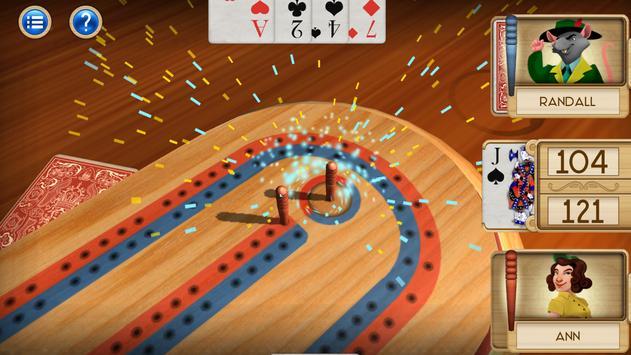 Aces® Cribbage screenshot 7