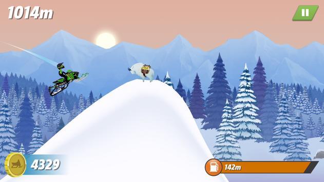 Arctic Cat® Snowmobile Racing apk screenshot