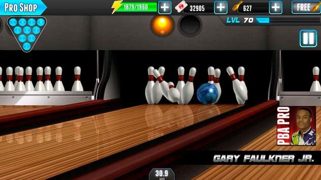PBA® Bowling Challenge dt poster