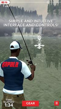 Rapala Fishing скриншот 17