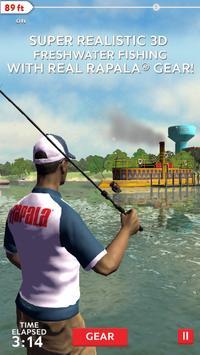 Rapala Fishing скриншот 14