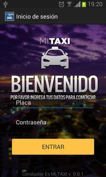Conductor Es Mi Taxi screenshot 1