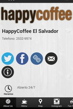 happycoffee poster