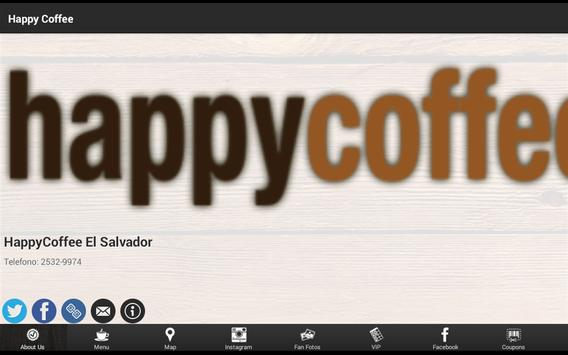 happycoffee screenshot 2