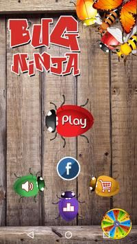 Bug Ninja - Bug smasher apk screenshot