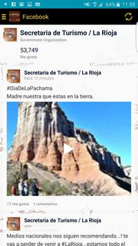 Secretaria de Turismo La Rioja apk screenshot