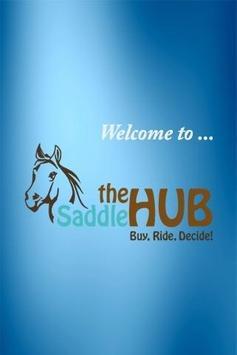The Saddle Hub poster