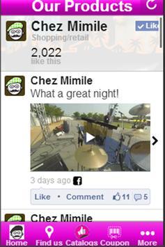 Chez Mimile screenshot 1