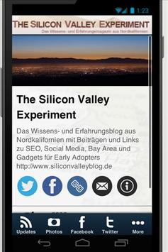 Silicon Valley Experiment apk screenshot