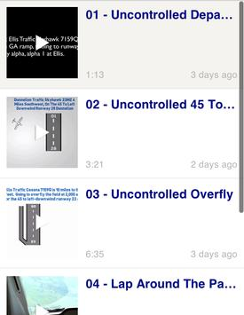 VFR Radio Communications apk screenshot