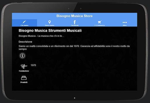 Bisogno Musica screenshot 2